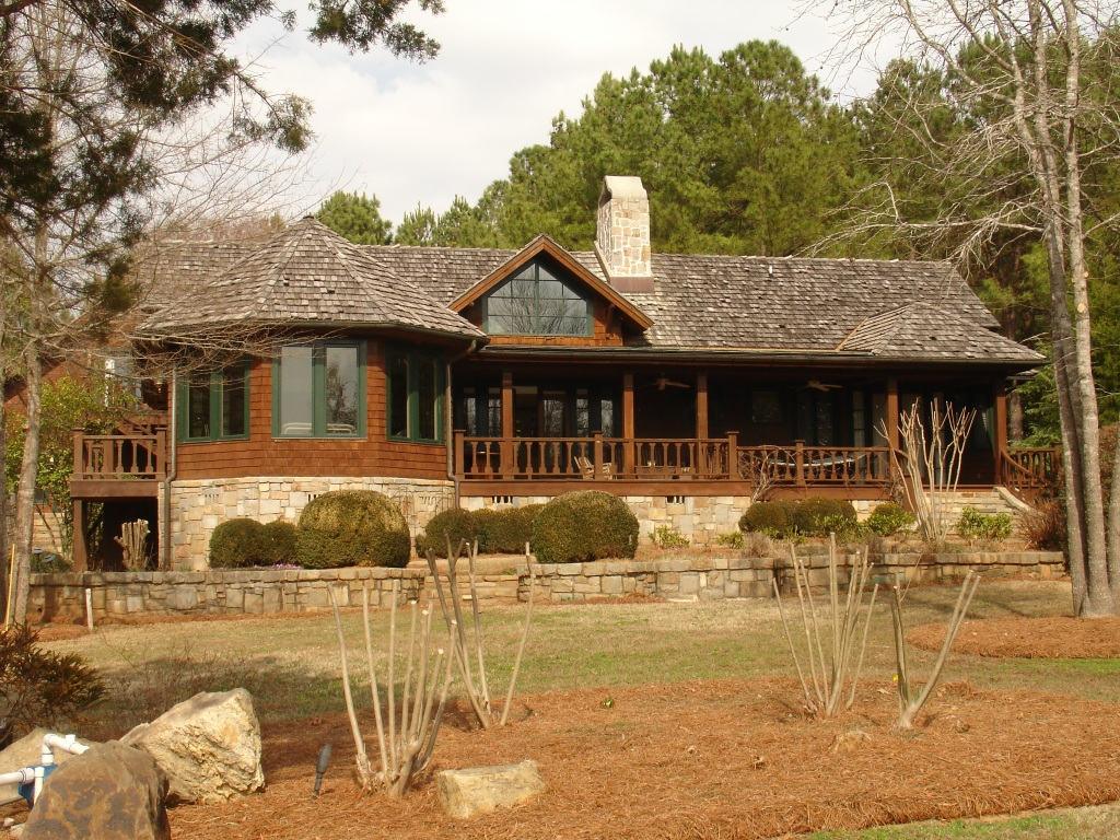Lake Home at Cuscowilla