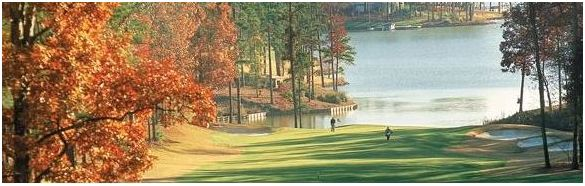 Lake Oconee Golf Courses