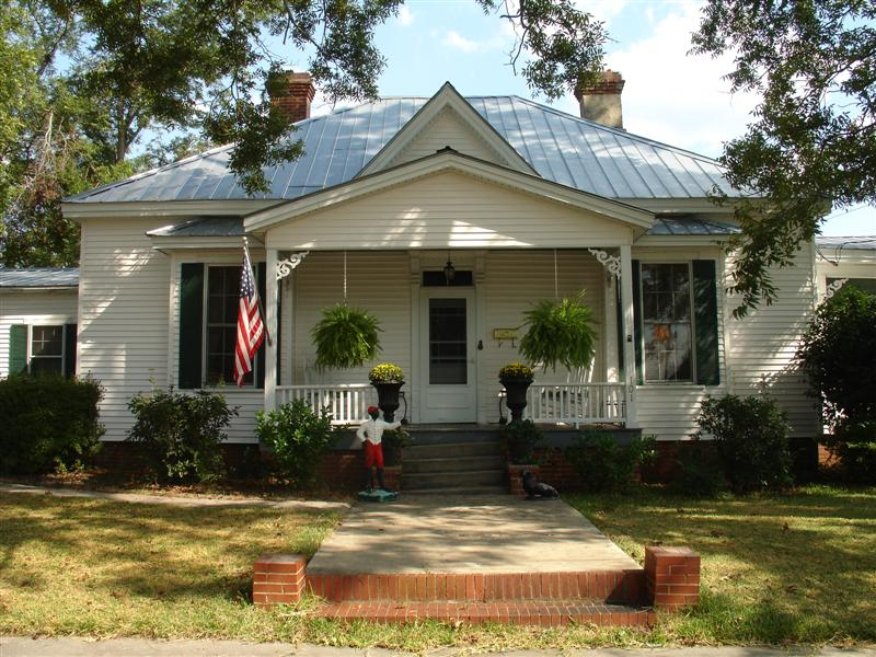 Historic Cottage in Union Point, Georgia