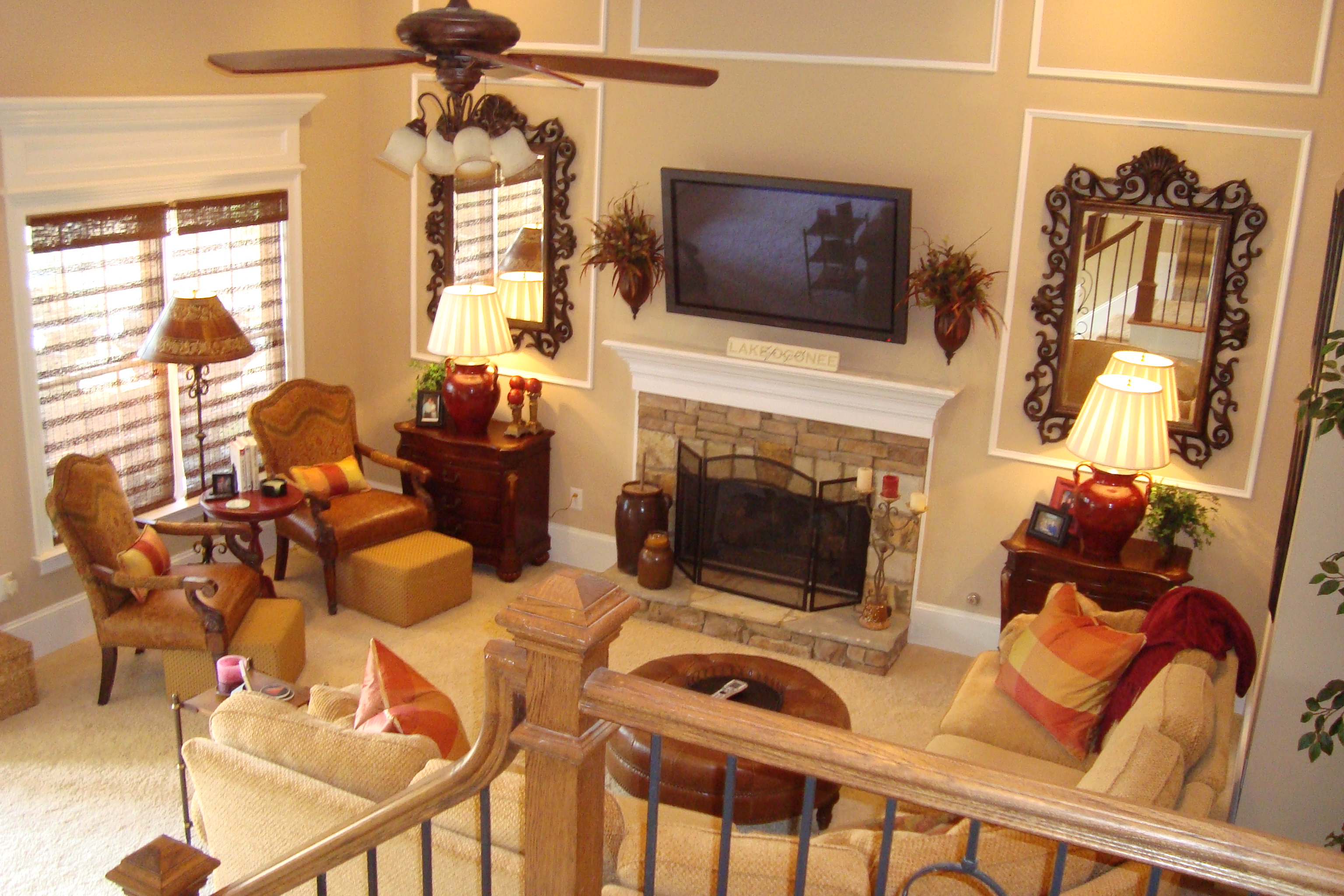 Lake Oconee Golf Course Home