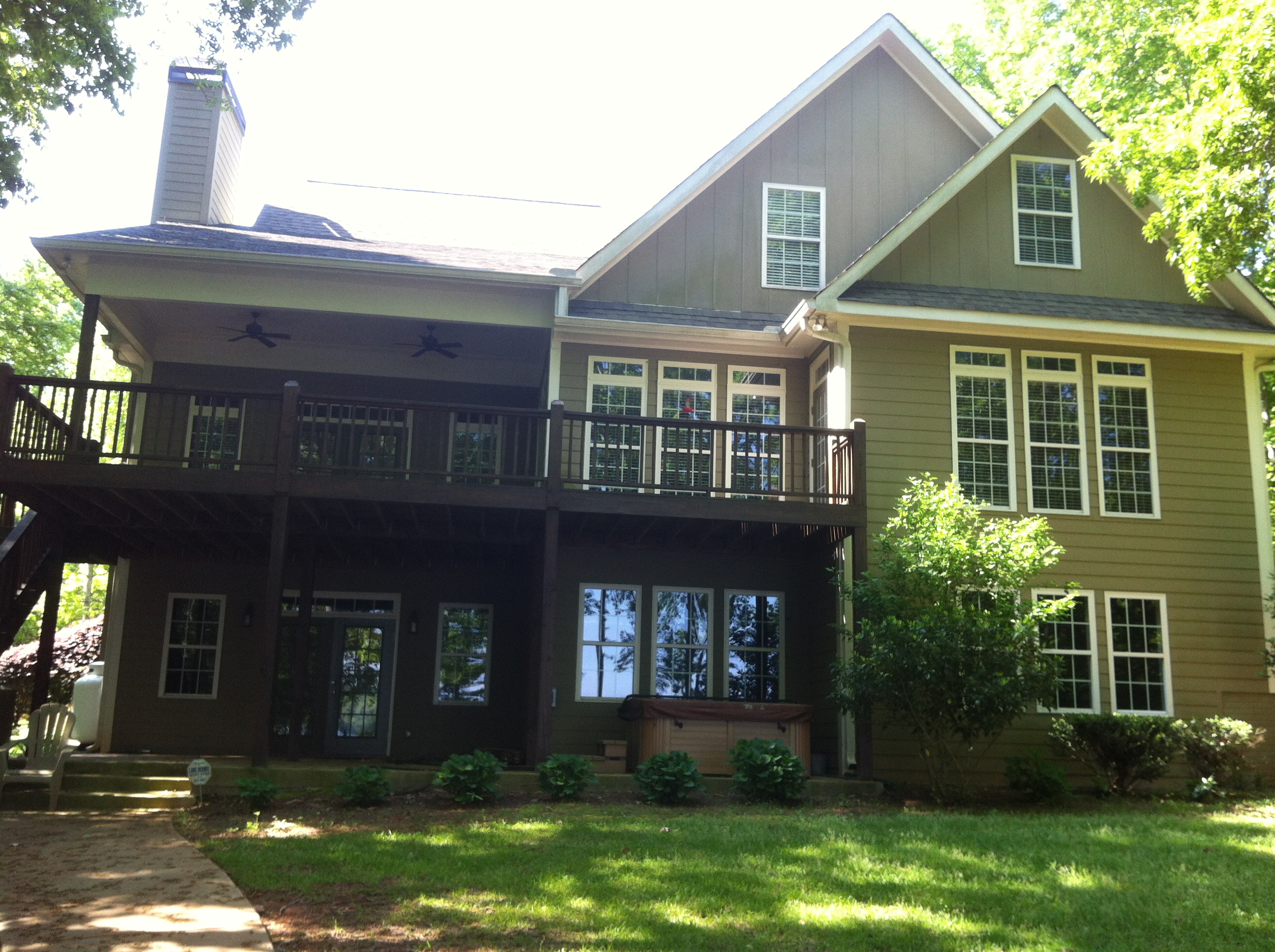 Time to Buy at Lake Oconee