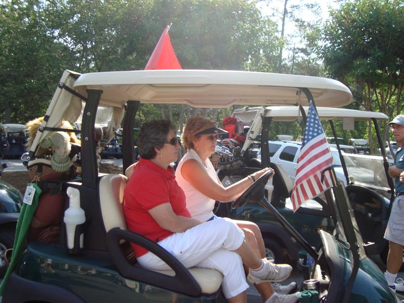 Lake Oconee honors Wounded Warriors
