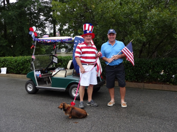 Lake Oconee July 4th Parade